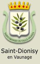 Blason de Saint Dionisy