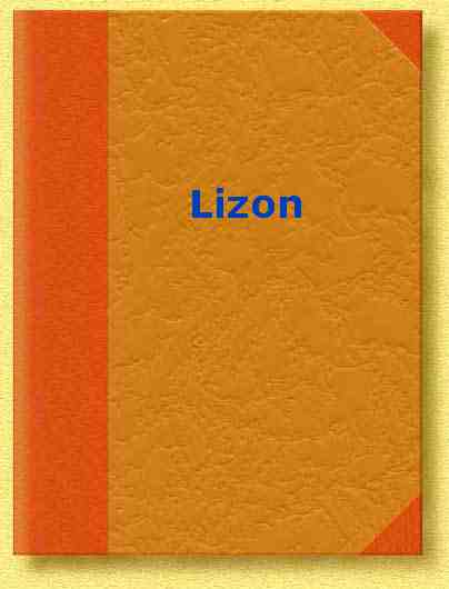 Lizon  la rubrique de litterature jeunesse