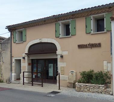 Médiathèque Saint Dionisy